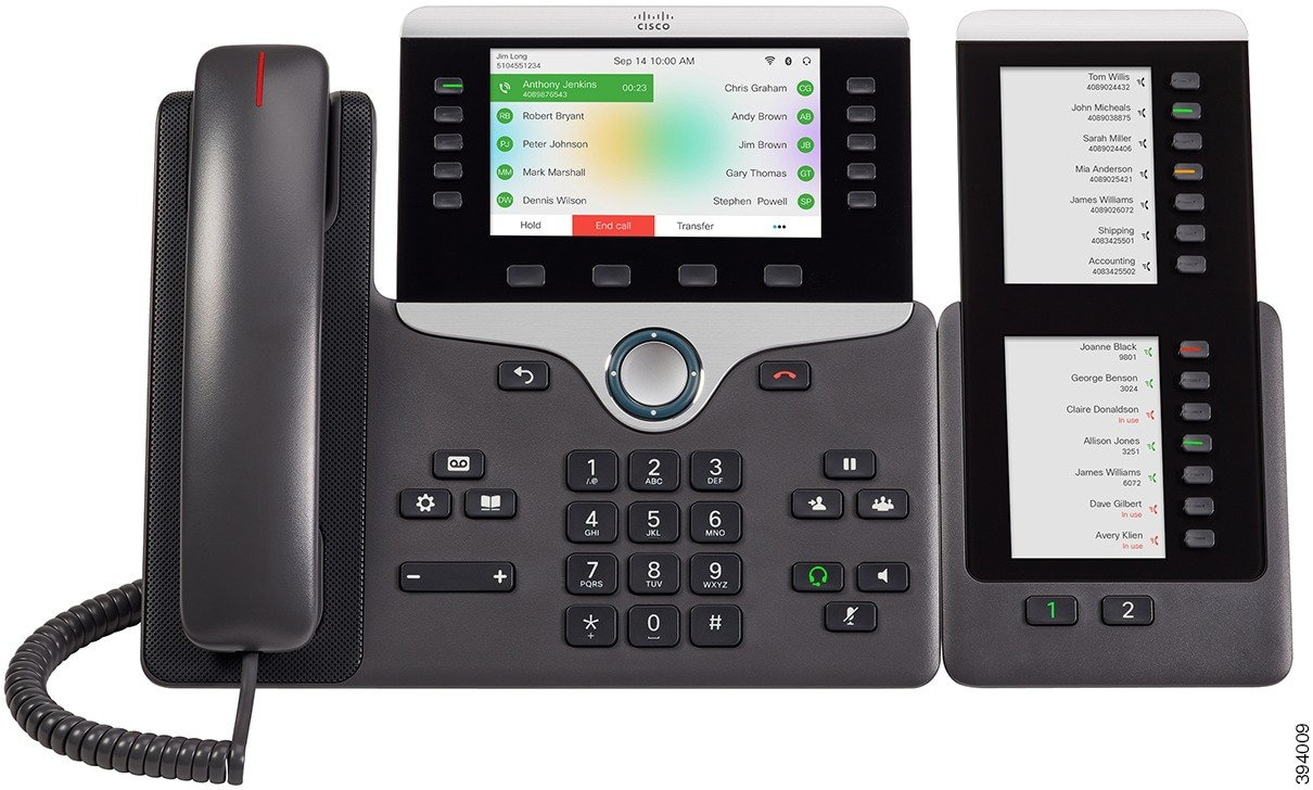 Cisco IP Phone 8800 Series Multiplatform Phones User Guide