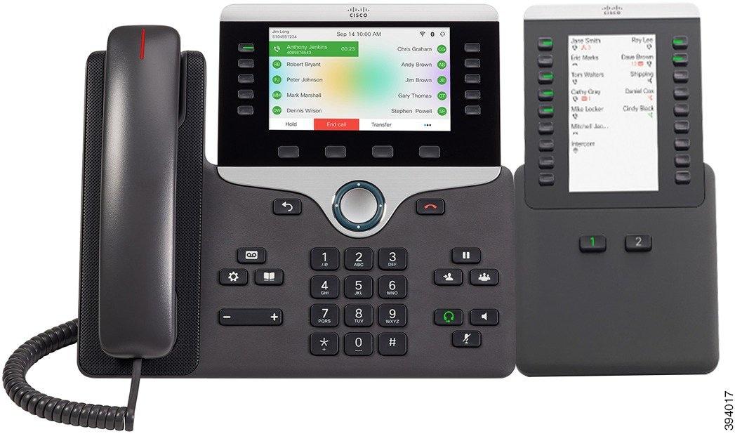 Cisco IP Phone 8800 Series Multiplatform Phones User Guide