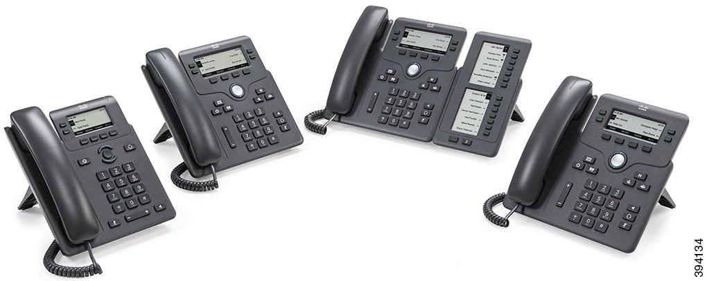 Cisco IP Phone 6800 Series Multiplatform Phones User Guide - Your