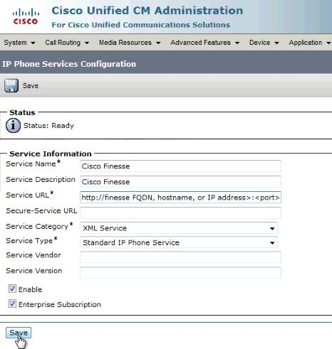 Cisco Finesse Administration Guide Release 11 0(1) - Manage