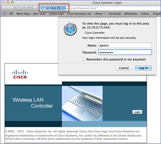 WLAN Express Setup and Best Practices Deployment Guide - Cisco