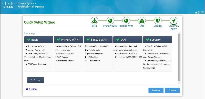 Cisco Configuration Professional Express 3 1 Feature Guide - Cisco