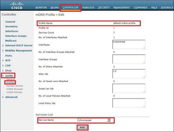 Chromecast Deployment Guide, Release 7 6 - Cisco