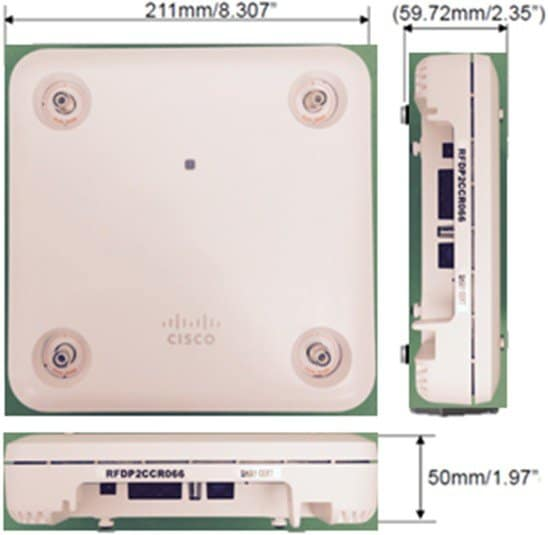 Cisco Aironet Series 1850 Access Point Deployment Guide - Cisco