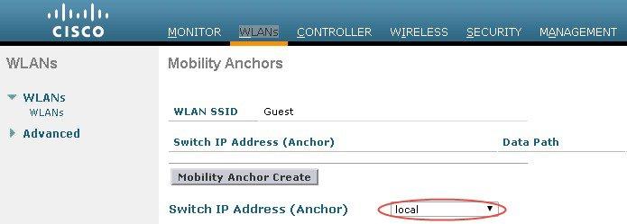 cisco wireless guest access deployment guide