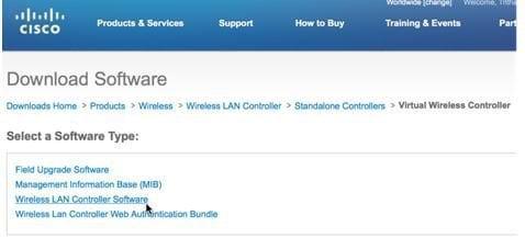 Virtual Wireless LAN Controller Deployment Guide 8 2 - Cisco