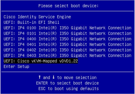 Cisco Identity Services Engine Installation Guide, Release