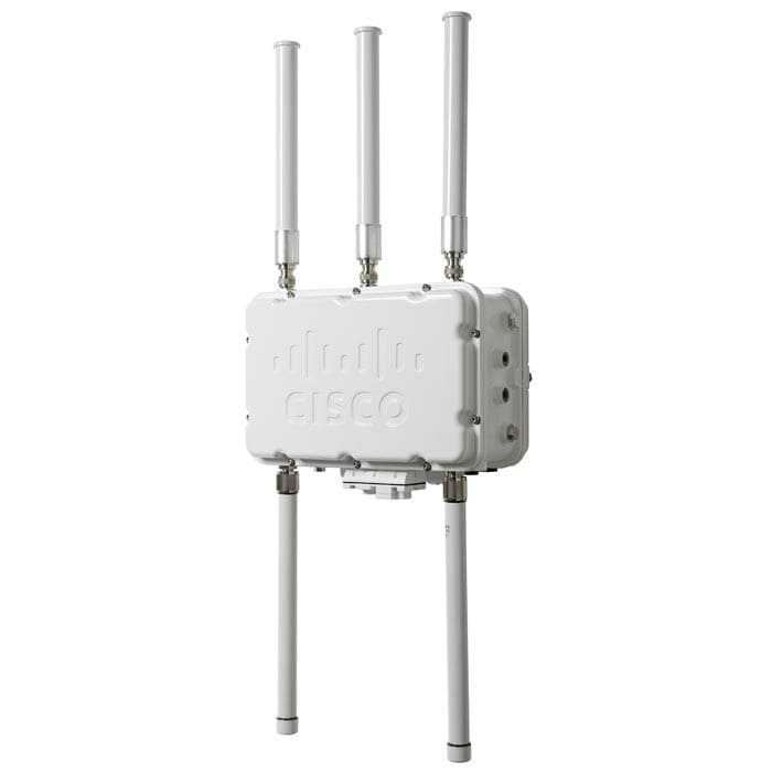 Cisco aironet 1552 series for hazardous locations for Installation antenne wifi exterieur