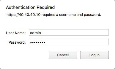 Cisco mobility express deployment guiderelease 831020 logging into mobility express controller altavistaventures Gallery