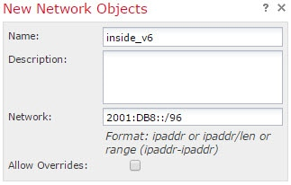 inside_v6 network object.