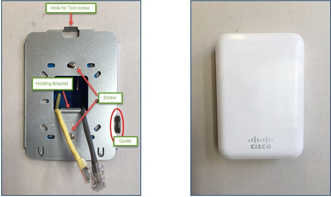 Ap 1815 Wall Plate Deployment Guide Cisco
