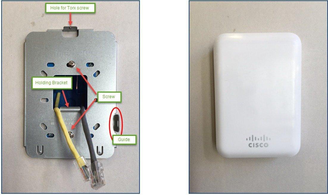 Ap 1815 Wall Plate Deployment Guide Cisco