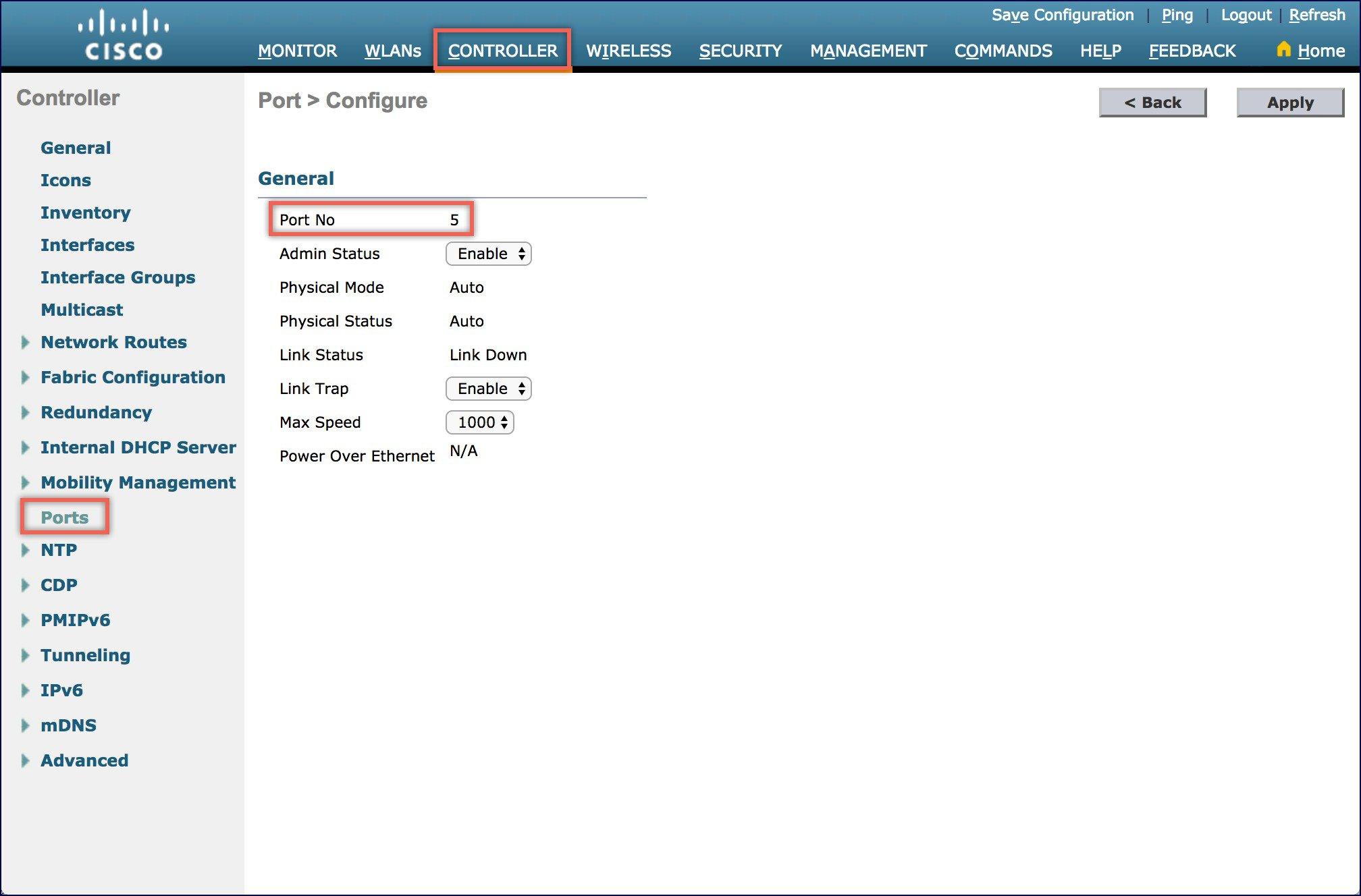 WLC 3504 Release 8 5 Deployment Guide - Cisco