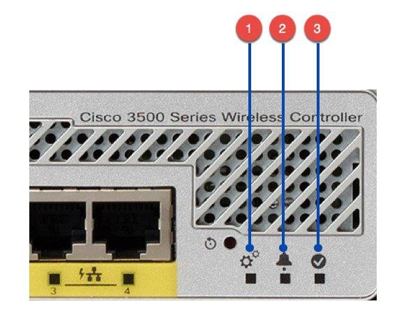 WLC 3504 Release 8.5 Deployment Guide - Cisco