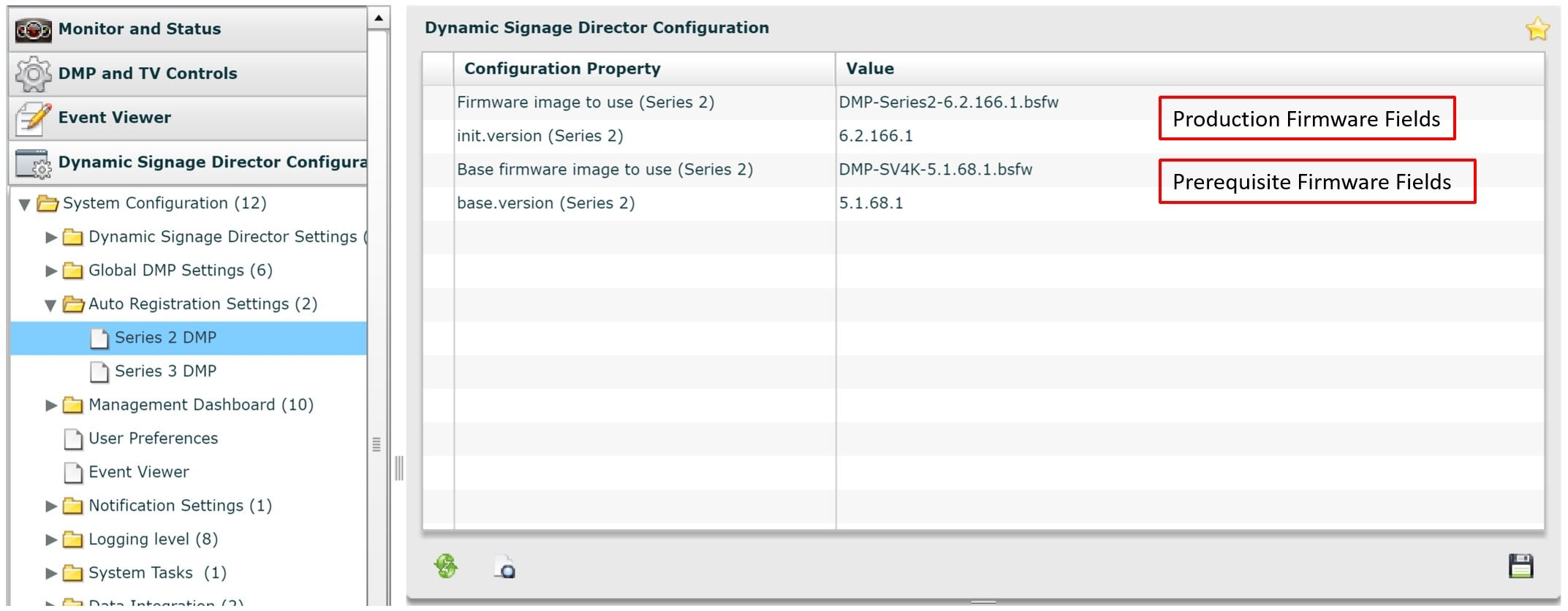 Cisco Vision Dynamic Signage Director Release Notes for