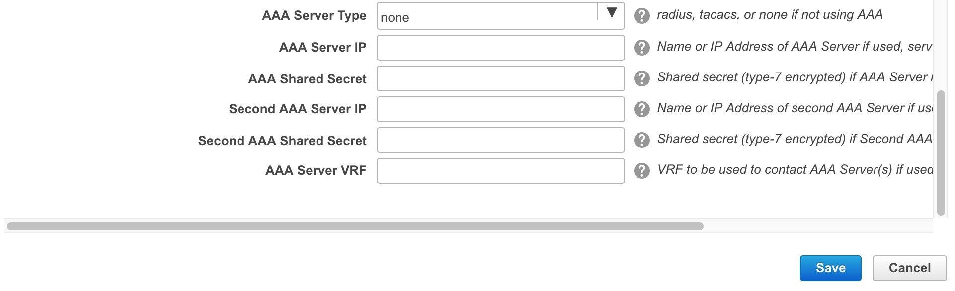 Cisco DCNM LAN Fabric Configuration Guide, Release 11 0(1) - Control