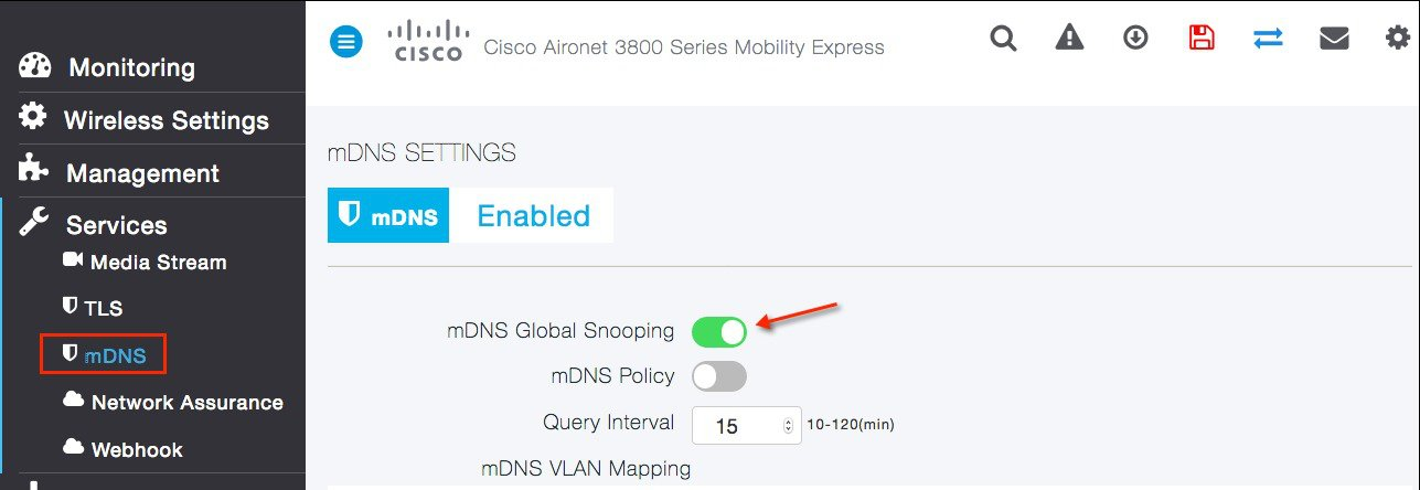Cisco Mobility Express Deployment Guide Release 8 8 - Master