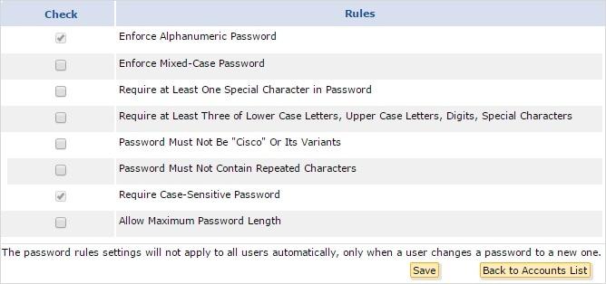 Cisco Registered Envelope Service 5 4 0 Account