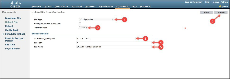 Cisco Catalyst 9800 Wireless Controller Series Web UI Deployment
