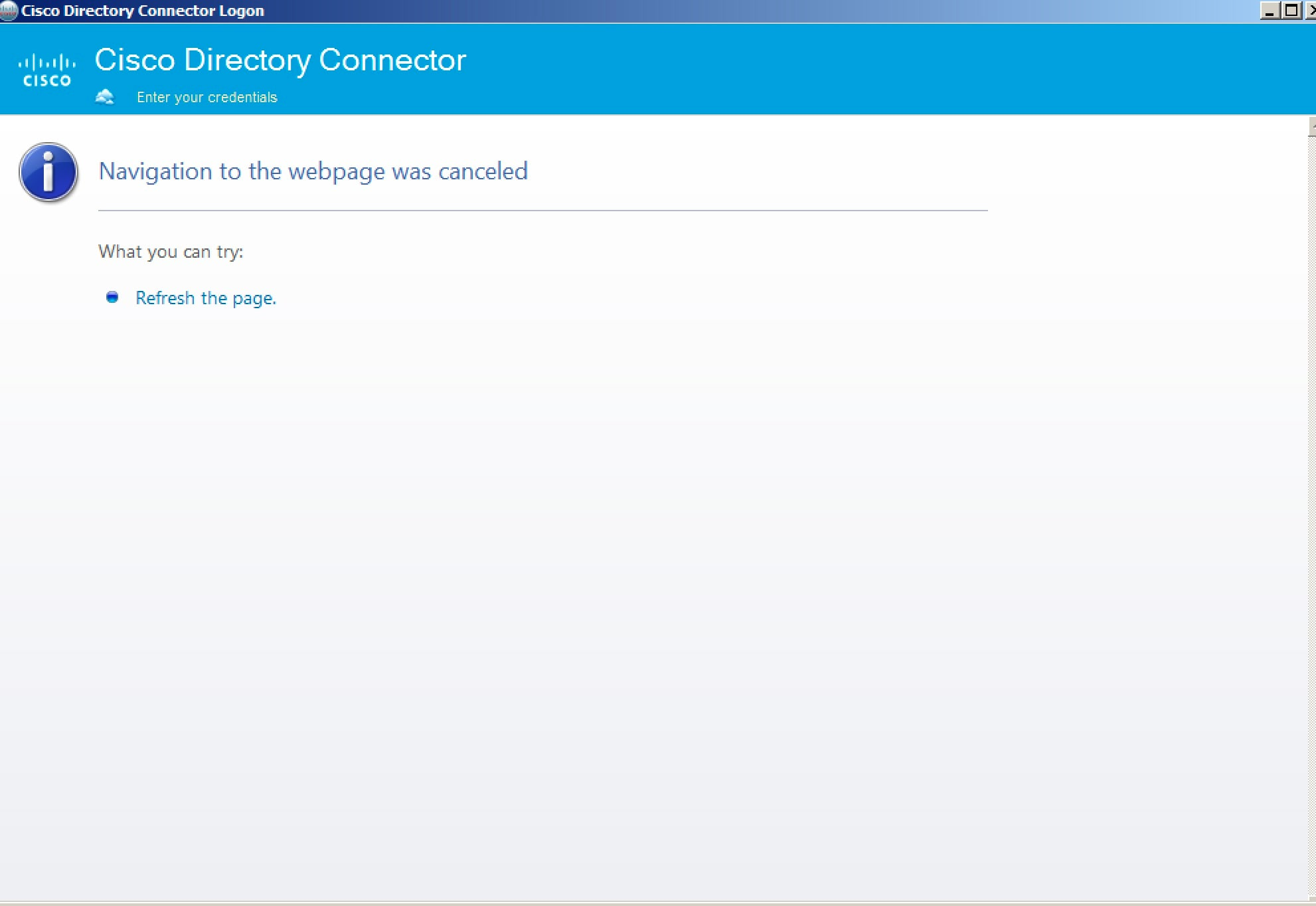 Deployment Guide for Cisco Directory Connector - Troubleshoot Cisco