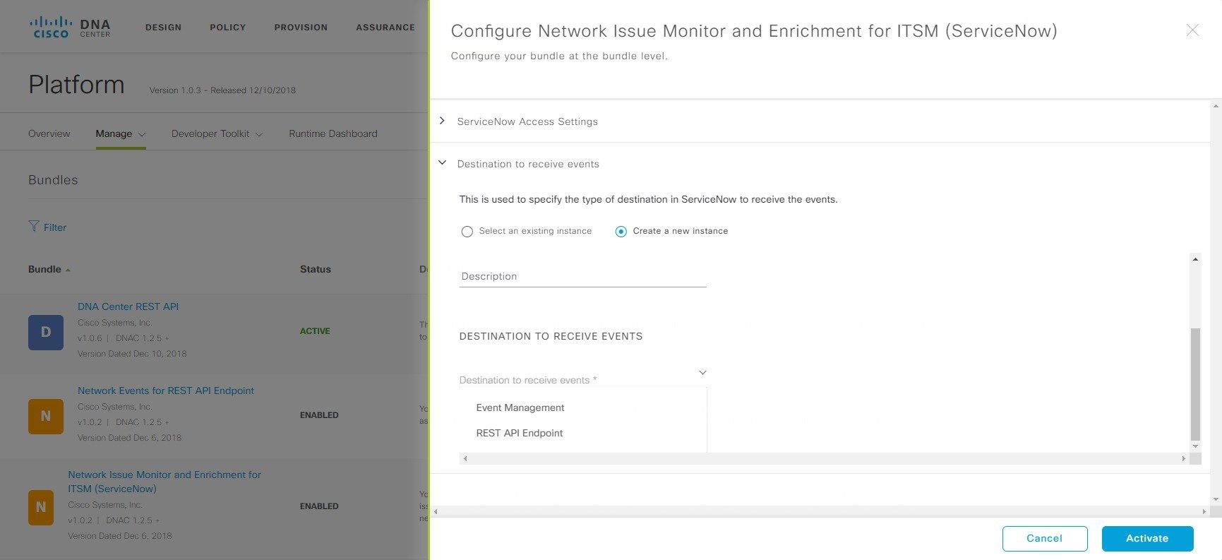 Cisco DNA Center Platform User Guide, Release 1 2 8 - Cisco