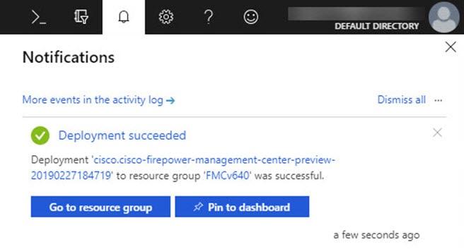 Cisco Firepower Management Center Virtual Getting Started