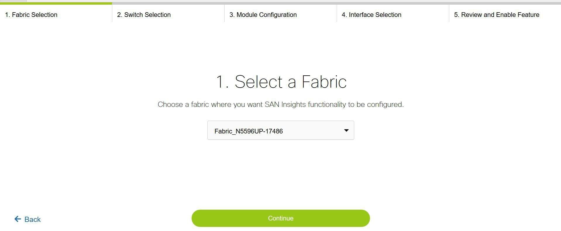 Cisco DCNM SAN Management Configuration Guide, Release 11 1