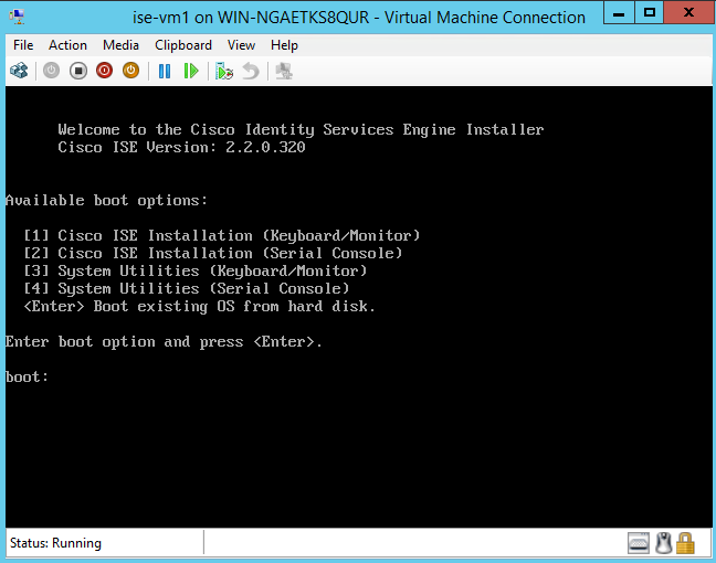 Cisco Identity Services Engine Installation Guide, Release 2 3