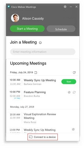 User Guide for Cisco Webex Meetings Server Release 4.0 - Use the ...