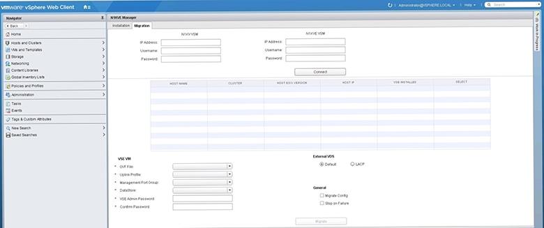 Cisco Nexus 1000VE Installation, Migration, and Upgrade