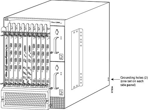cisco 12008 gigabit switch router installation and configuration guide