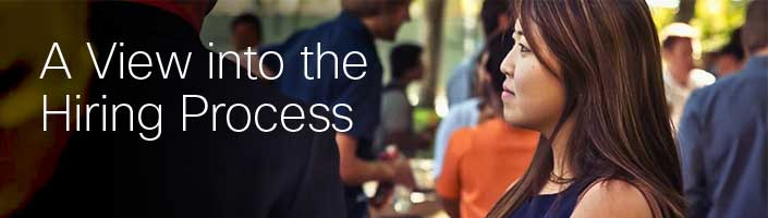 Hiring Process - Cisco