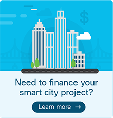 Need to finance your smart city project?