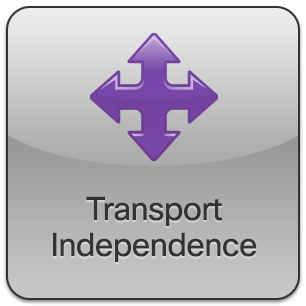 Transport Independence
