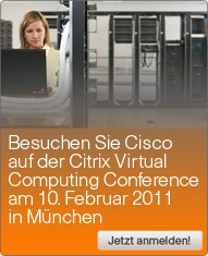 Citrix Virtual Computing Conference banner