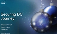 Securing DC Journey