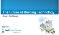The Future of Building Technology