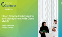 Cloud Service Orchestration and Management with Cisco VMDC