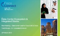Data Center Ecosystem & Integrated Stacks