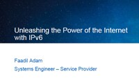 Unleashing the Power of the Internet with IPv6