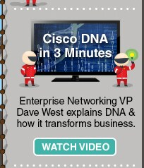 Cisco DNA in 3 Minutes