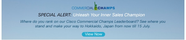 Special alert: Unleash Your Inner Sales Champion