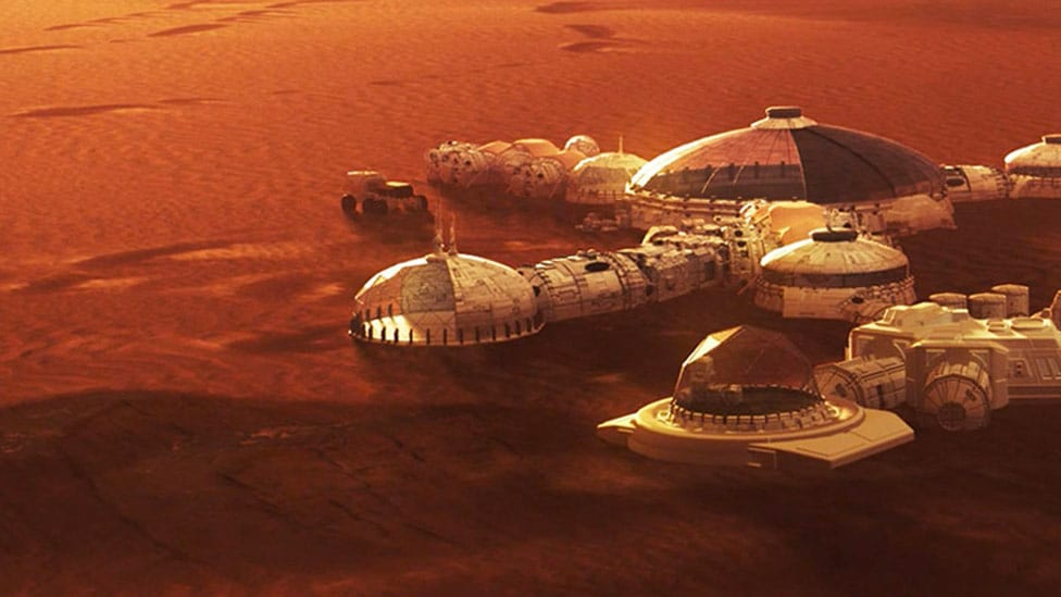 Mars needs network engineers