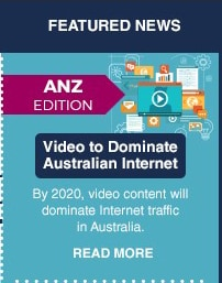 Video to Dominate Australian Internet
