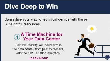 A Time Machine for Your Data Center