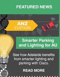 Smarter Parking and Lighting for AU