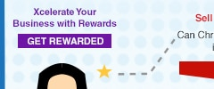 Xcelerate Your Buisness with Rewards