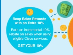 Reap Sales Rewards with an Extra 10%