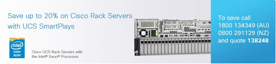 Cisco Rack Servers