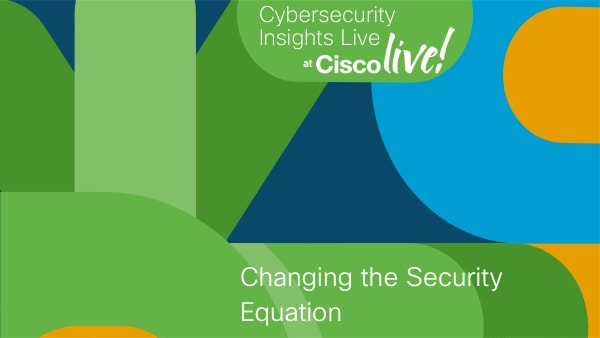 Changing the Security Equation